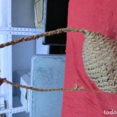 Artesanía: CESTA DE MIMBRE PARA CARACOLES . Lote 112136163