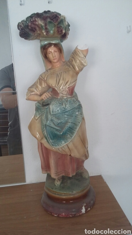 Artesanía: Figura de escayola - Foto 2 - 120954986