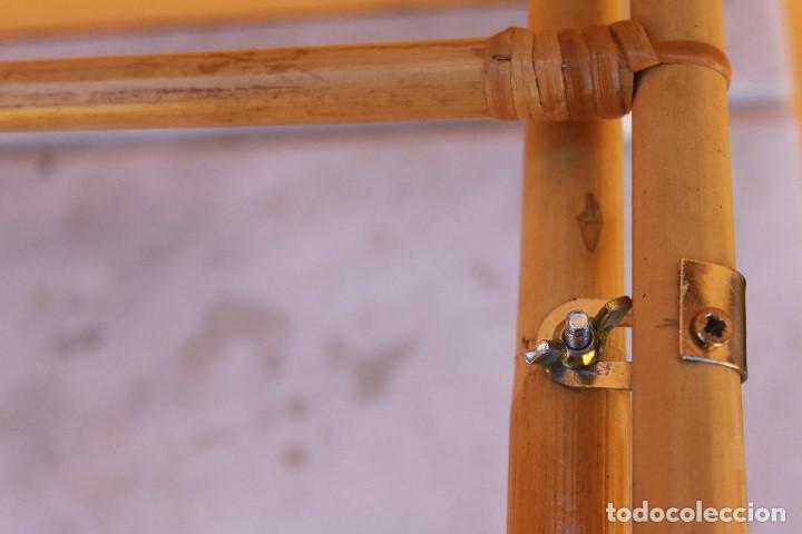 Artesanía: Moisés de mimbre y rafia, para bebé o muñecos - Foto 2 - 135519642