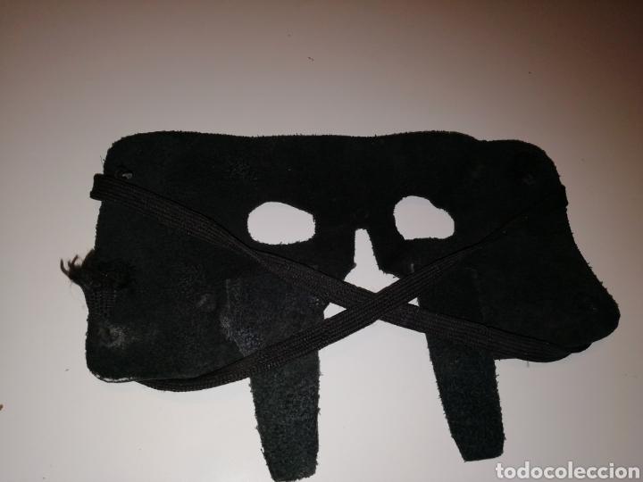Artesanía: Máscara artesana de cuero - Foto 2 - 140019461