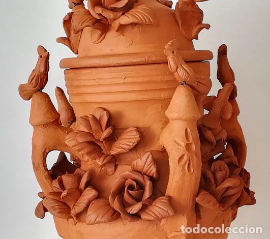 Artesanía: Jarra de cerámica accitana de Guadix - Foto 2 - 152506578