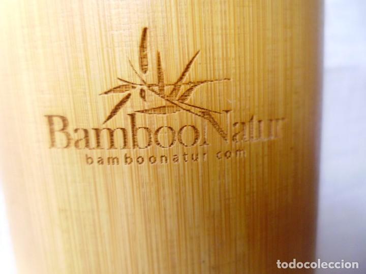Artesanía: BAMBU- recipiente para colgar - Foto 2 - 158938826