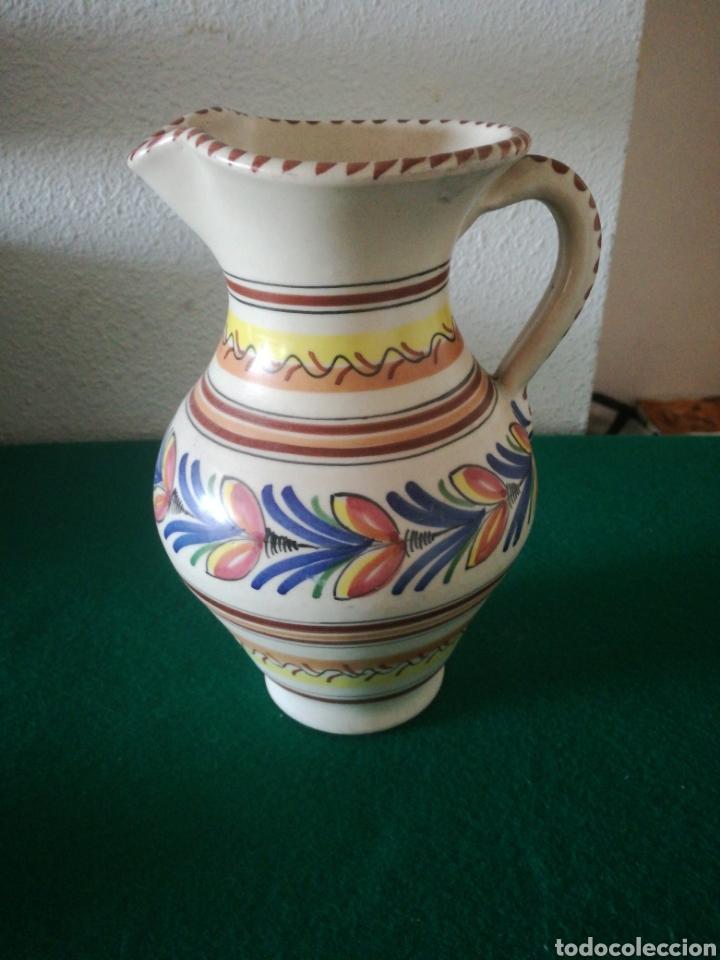BONITA JARRA DE CERÁMICA (Artesanía - otros articulos hechos a mano)