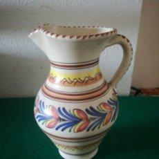Artesanía: BONITA JARRA DE CERÁMICA. Lote 159956344