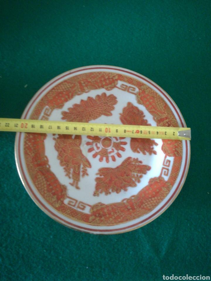 Artesanía: PLATO DECORADO DE MACAU - Foto 3 - 159959710