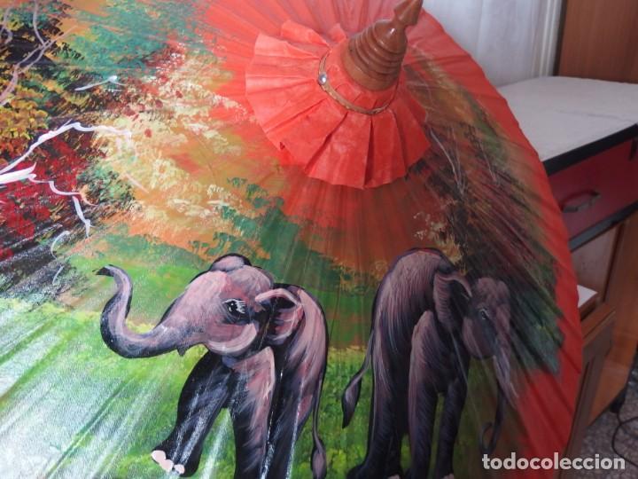 Artesanía: SOMBRILLA PINTADA A MANO - Foto 2 - 159994018