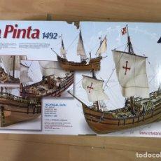 Artesanía - LA PINTA 1492. MAQUETA. - 164848584