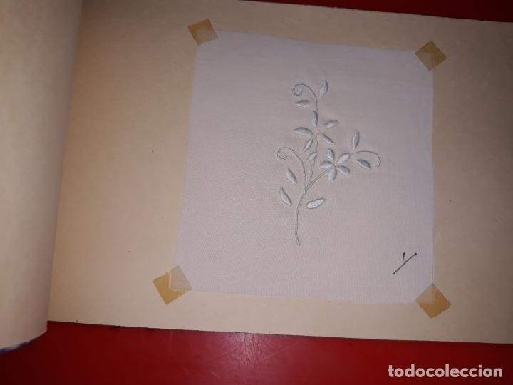 Artesanía: LABORES DE BACHILLERATO Años 60 3 Album en buen estado - Foto 10 - 165679150