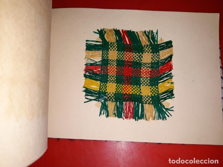 Artesanía: LABORES DE BACHILLERATO Años 60 3 Album en buen estado - Foto 12 - 165679150
