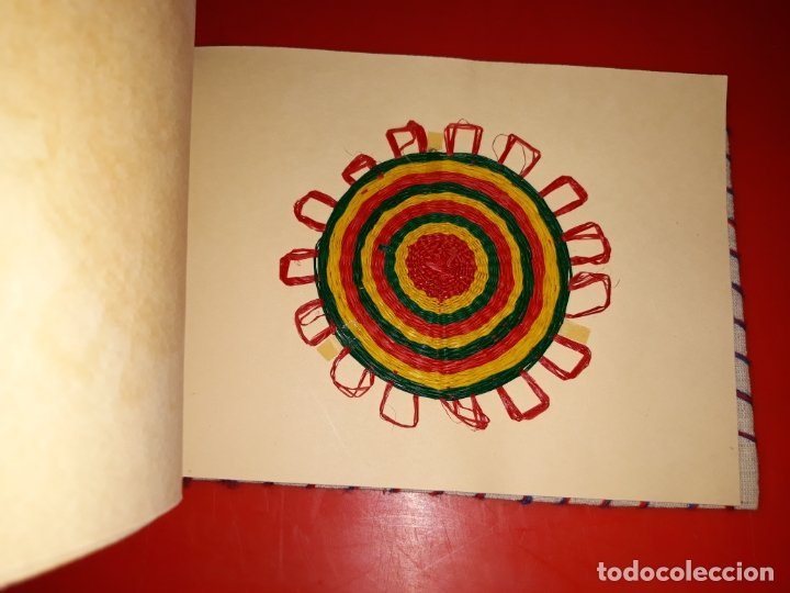 Artesanía: LABORES DE BACHILLERATO Años 60 3 Album en buen estado - Foto 13 - 165679150