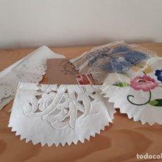 Artesanía: MUESTRAS DE BORDADOS. Lote 168083260