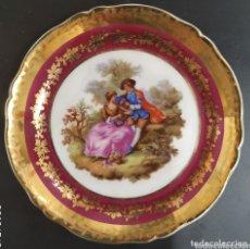 Artesanía: PLATO,LIMOGES, ORIGINAL. Lote 172214853