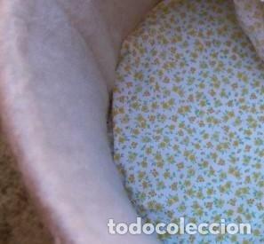 Artesanía: Moisés de mimbre y rafia, para bebé o muñecos - Foto 4 - 135519642