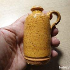 Artesanía: PEQUEÑO JARRÓN DE CERÁMICA. Lote 181432558