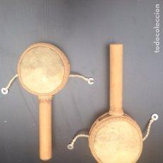 Artesanía: INSTRUMENTO MUSICAL SUDAMÉRICA. Lote 182083770