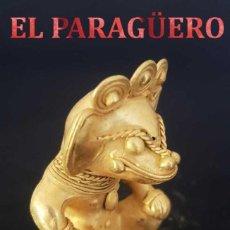 Artesanía: CACIQUE ZOOMORFICO PRECOLOMBINA QUIMBAYA DE ORO TUMBAGA PESO 54 GRAM - Nº110. Lote 186107481