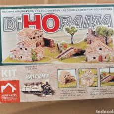 Artisanat: DOMUS-KITS 40204 DIHORAMA 1 ESCALA 1:87(HO). Lote 193899483