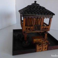 Artesanía: HÓRREO ARTESANO DE MADERA. Lote 194576665