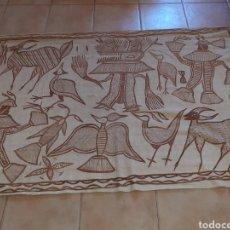 Artesanía: BATIK AFRICANO AÑOS 60/70. Lote 195110207
