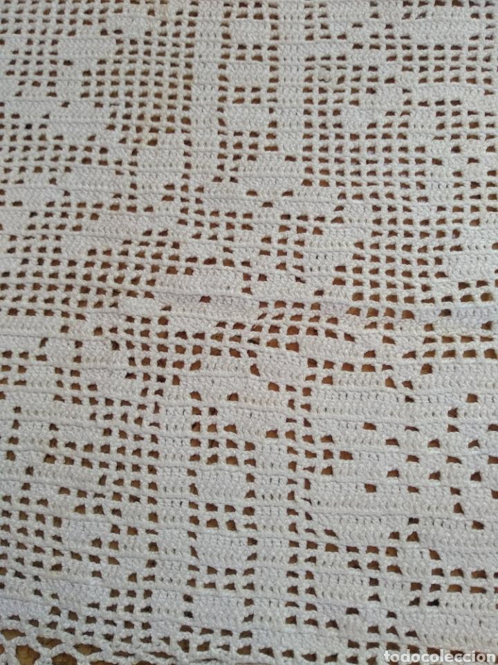 Artesanía: Cortina de ganchillo - Foto 3 - 197625740