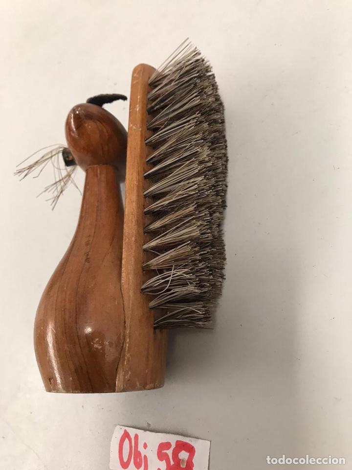 Artesanía: Cepillo de madera echo a mano - Foto 3 - 199763903