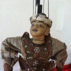 Artesanía: MARIONETA DE BIRMANIA 40 CMT. Lote 205245251