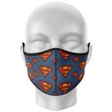 Artesanía: MASCARILLA SUPERMAN CON CERTIFICADO DE CALIDAD. Lote 205740881