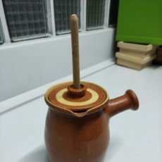 Artigianato: CHOCOLATERA DE BARRO. Lote 232358110