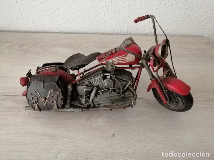 Artesanía: Motocicleta DKT - Foto 2 - 233961805