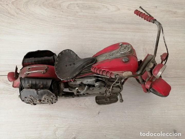 Artesanía: Motocicleta DKT - Foto 5 - 233961805