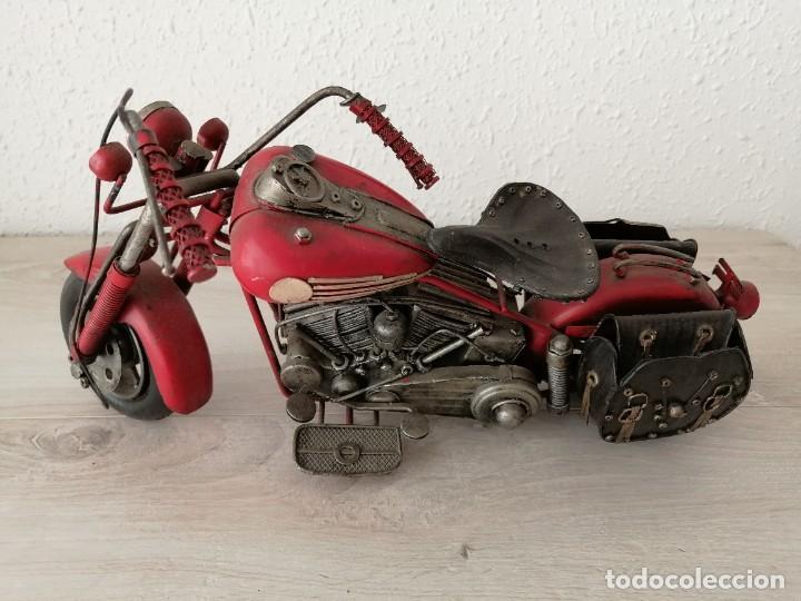 Artesanía: Motocicleta DKT - Foto 7 - 233961805
