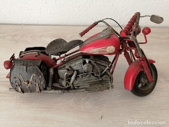 Artesanía: Motocicleta DKT - Foto 9 - 233961805