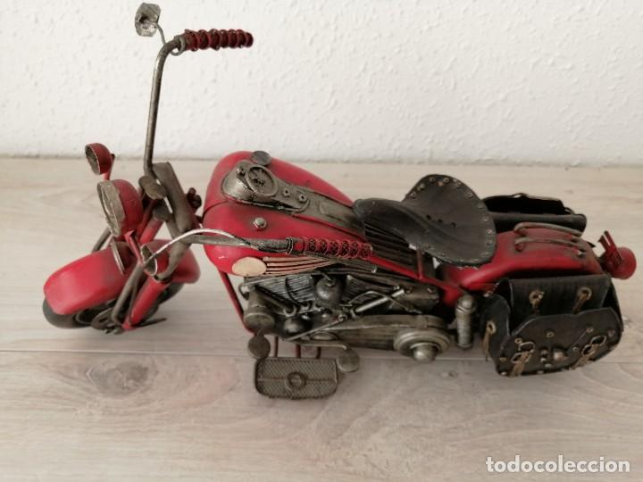 Artesanía: Motocicleta DKT - Foto 11 - 233961805