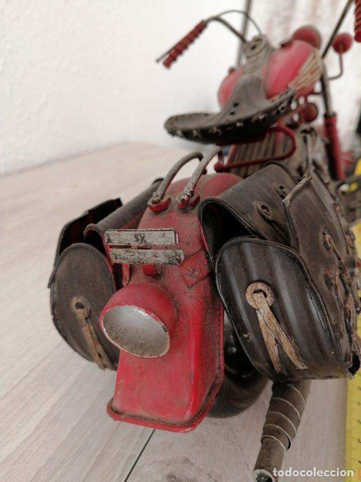 Artesanía: Motocicleta DKT - Foto 13 - 233961805