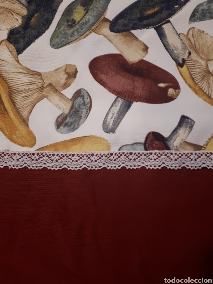 Artesanía: Bolsa pan artesanal estampado setas de Iaiarose - Foto 2 - 235334160