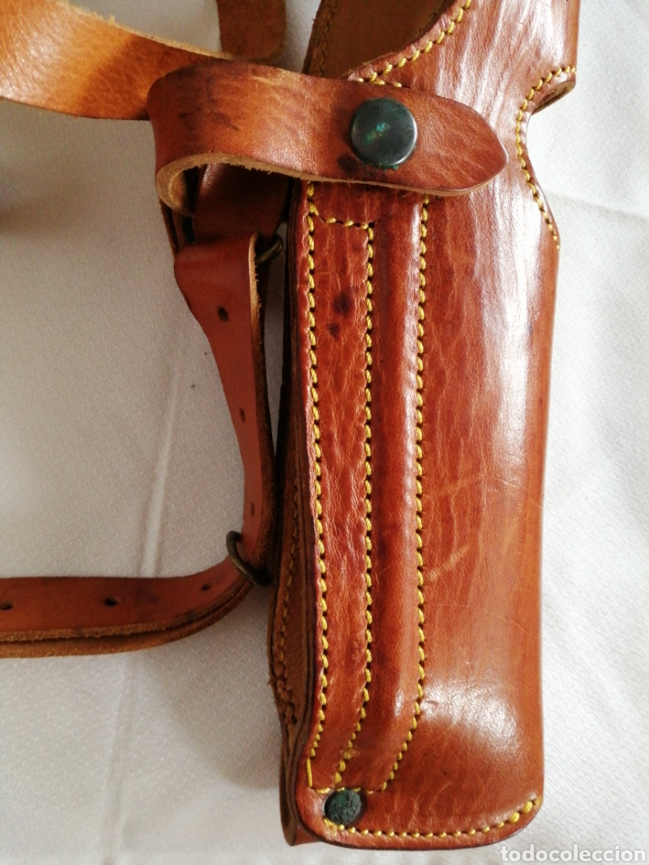 Artesanía: Funda para pistola - Foto 2 - 245383860