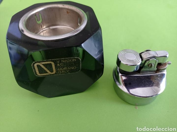 Artesanía: Encendedor de Murano fabricado por V Nason & C - Foto 3 - 262720850