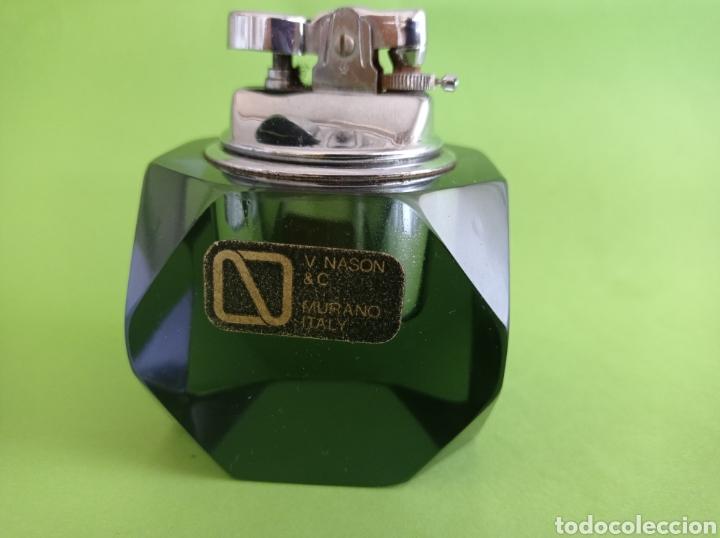 Artesanía: Encendedor de Murano fabricado por V Nason & C - Foto 4 - 262720850