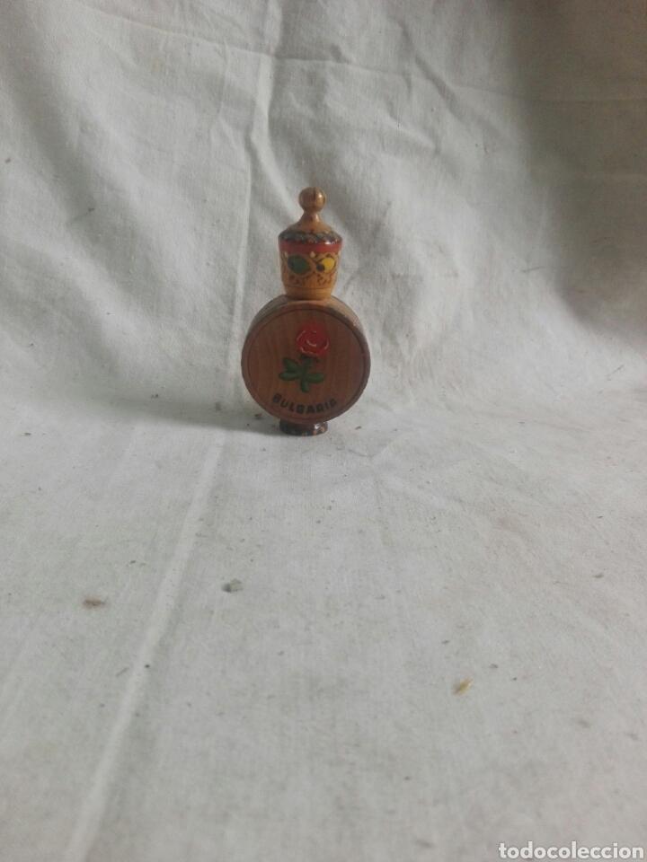 Artesanía: Perfumero madera recuerdo de Bulgaria - Foto 2 - 268607894