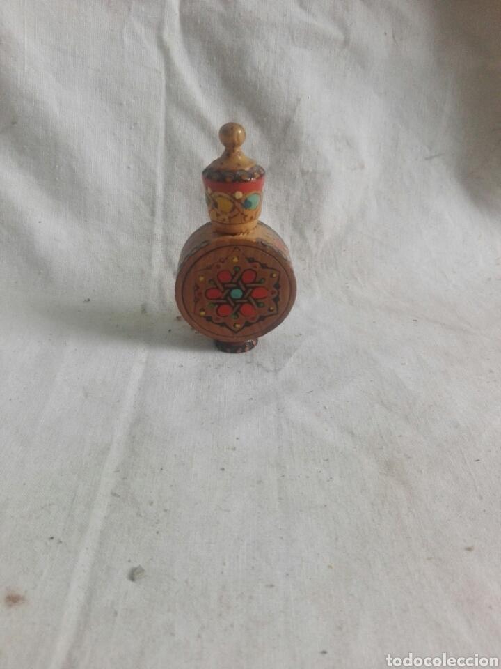Artesanía: Perfumero madera recuerdo de Bulgaria - Foto 3 - 268607894