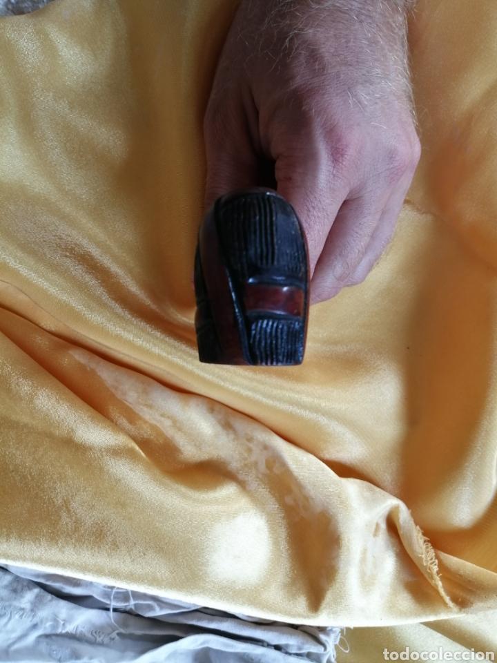 Artesanía: Pipa Adyin de madera - Foto 2 - 278186203
