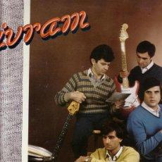 Autógrafos de Música : NIVRAM SHADOWS PACKET SIGNED AUTOGRAPH FIRMADO AUTOGRAFO ORIGINAL ESPAÑA 1985 SPANISH BAND. Lote 26834646