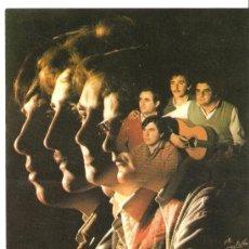 Autógrafos de Música : GRUPO ALMAS ROCIERAS.EN EL REVERSO TRES AUTOGRAFOS.. Lote 26704737