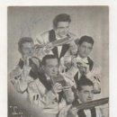 Autógrafos de Música : CONJUNTO MUSICAL 'LES AKORDS'. CAMPEON MUNDIAL 1955 - 57. CON AUTÓGRAFO DE LOS COMPONENTES. . Lote 22547929