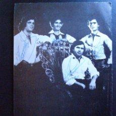 Autógrafos de Música : AUTÓGRAFO - JARANA -. Lote 41135675