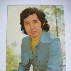 Autografi di Musica : POSTAL DEL CANTANTE VALEN AÑO 1973 CON SU AUTOGRAFO AL DORSO. Lote 45288131