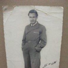 Autógrafos de Música : + LUIS SAGI VELA. FOTO CON AUTOGRAFO ORIGINAL. ZARAGOZA 1939, LA DEL MANOJO DE ROSAS. Lote 47810084