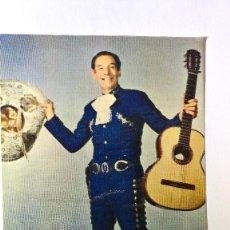 Autógrafos de Música : FOTO ORIGINAL DE TITO GUIZAR CON AUTOGRAFO 1975. Lote 57685464