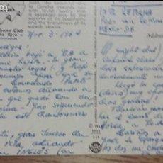 Autógrafos de Música : POSTAL DE MARIO CLAVELL DESDE PUERTO RICO A ENRIQUE GAREA DESCUBRIDOR DE ARTISTAS ( HISPAVOX) 1964. Lote 126451547
