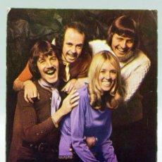 Autografi di Musica : POSTAL MIDDLE OF THE ROAD RCA DIRIGIDA DIRECTOR RADIO SEGOVIA 1971 CON AUTÓGRAFOS ORIGINALES. Lote 73932427